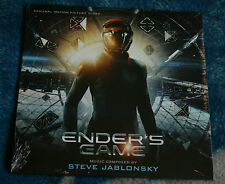 STEVE JABLONSKY ENDER`S GAME 2013 US LP VARESE SARABANDE 302 067 2271 NEW SEALED