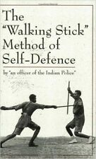 """NEW The """"Walking Stick"""" Method of Self-Defence by Officer Paperback Book (Englis"""