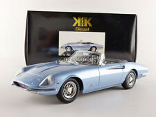 KK SCALE MODELS 1966 Ferrari 365 California Spyder Blue LE of 750 1/18 In Stock!