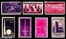 1939 Commemoritive Year set (7 Stamps)  - MNH
