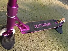 XXTREME THUNDER  SERIES PRO STUNT SCOOTER,EXTRA GRIP TAPE