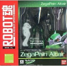 Used Bandai Robot Spirits SIDE HL Zegapain Altair Painted