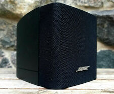 BOSE Single Cube Lautsprecher Lifestyle Würfel Acoustimass Series III II 3 2