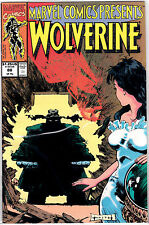 :  MARVEL COMIC PRESENTS #88 WOLVERINE VF/NM UNREAD BX91-9