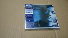 HK Leslie cheung 張國榮 Salute No.226 of 300 Limited Edition Japan Shm CD