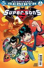 SUPER SONS #1 ROBIN & SUPERBOY cont SUPERMAN #10 SOLD OUT DC COMIC BOOK NEW