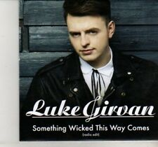 (DI744) Luke Girvan, Something Wicked This Way Comes - 2012 DJ CD