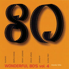 = WONDERFUL 80'S vol.4 - movie hits /POLISH EDITION / CD Sealed