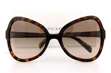 Brand New Prada Sunglasses PR 05SSF 2AU 3D0 Havana/Gradient Brown for Women
