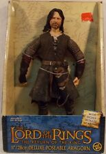 "Lord Of The Rings LOTR ""Return of the King"" Movie - 11"" Rotocast Aragorn (MIB)"