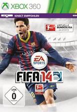 Xbox 360 FIFA 14 Fussball Deutsch TopZustand