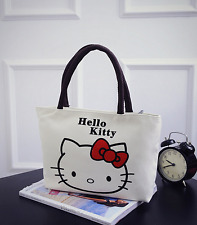 New Hellokitty Canvas Bag Shopping / Tote Bag Purse aa1289a31