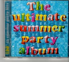 (FH842) The Ultimate Summer Party Album, 42 tracks various artists 2CD - 1997 CD