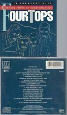 CD--FOUR TOPS -- 19 GREATEST HITS-COMPACT COMMAND PERFORMANCES