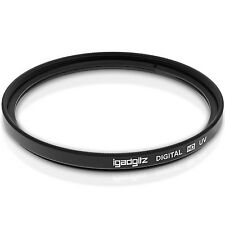 62mm Filtre Ultraviolet UV Protection D'objectif pour Canon Nikon Sony Olympus