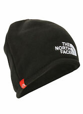 CLEARANCE SALE The North Face Unisex Polar Fleece Beanie / Winter Hat In Black