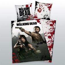 The Walking Dead Biancheria da Letto Modello in esclusiva immediatamente 100% COTONE 135x200 CM NUOVO
