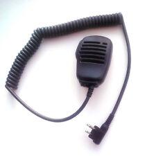 Speaker Microphone For Motorola DTR2350 DTR2450 LTS2000 P110 SV11 walkie talkie