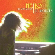 Hello: The Very Best of Lee Michaels by Lee Michaels (CD, Apr-2004, Sony...