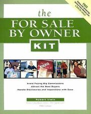 The For Sale By Owner Kit, Robert Irwin, Good Book