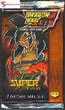 DRAGONBALL Z GT FIRST EDITION SUPER 17 TRADING CARDS BOOSTER PACK