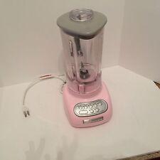 Kichen Aid Pink Blender