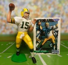 1997  BART STARR - Starting Lineup - SLU - Loose With Card - G. B. PACKERS - (CD