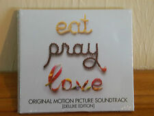 JULIA ROBERTS-Eat,Pray,Love-Soundtrack New CD (SOLD IN LOTS OF 2 FOR $1.99) !!!