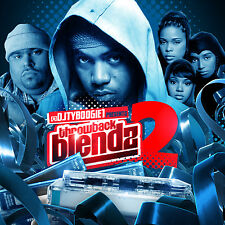DJ TY BOOGIE - THROWBACK BLENDZ 2 (MIX CD) OLD SCHOOL BLENDS