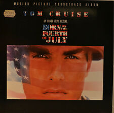 """OST - SOUNDTRACK - BORN ON THE FOURTH OF JULY - JOHN WILLIAMS  12"""" LP (L897)"""