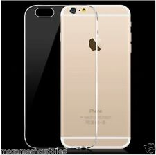 """Crystal Clear Full Protective Hard Rigid Plastic Case for iPhone 6 4.7 4.7"""""""