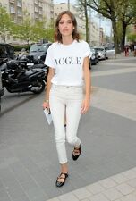 NWT Alexa Chung for AG--Brianna AG skinny jeans size 24 with minor flaw