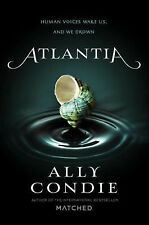 Atlantia by Ally Condie Hardcover Book