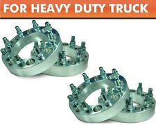 """4 Pcs Wheel Adapters 8x6.5 to 8x6.5 ¦ 1/2"""" Studs Older Ford Dodge Chevy 2"""""""