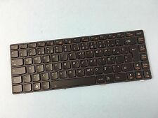 Genuine OEM IBM LENOVO Ideapad Y480 Backlit Keyboard - 25202976 V-133020AK1-TR