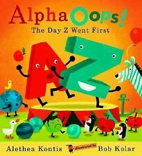 AlphaOops!: The Day Z Went First-ExLibrary