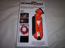 BBM889E BLACKFIRE EMERGENCY CLAMPLIGHT, It Clamps, It Pivots, It Stands