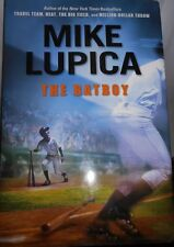The Batboy by Mike Lupica (2010, Hardcover)  Baseball excellent condition