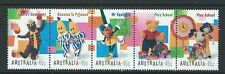 AUSTRALIA 1999 CHILDRENS TELEVISION PROGRAMMES UNMOUNTED MINT, MNH