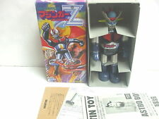1998 Japan Billiken Tin toys MECHANICAL MAZINGER popy bullmark masudaya takatoku