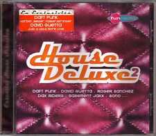 Compilation - House Deluxe 2 - CD - 2001 - Electro House
