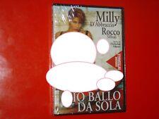 """DVD ORIG.SEALED""""IO BALLO DA SOLA""""CON MILLY D'ABBRACCIO-ROCCO SIFFREDI-90 MIN.ITA"""