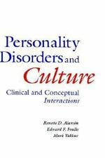Personality Disorders and Culture: Clinical and Conceptual Interactions