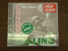 THE CLASH London calling CD NEUF