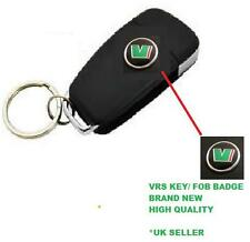 1 VRS Badge Emblem Sticker Logo Skoda Key Fob Remote Fabia Rapid Octavia Superb