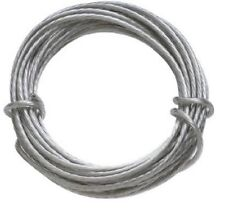 Ook 9', Durasteel Stainless Steel 50LB Picture Hanging Wire 50114
