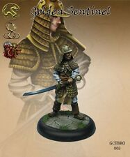 Bushido BNIB - Golden Sentinels - Prefecture of Ryu, Ito Clan, Silvermoon