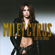 Miley Cyrus - Can't Be Tamed [CD New]