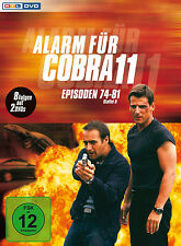 § 2 DVDs * ALARM FÜR COBRA 11 - STAFFEL 9 # NEU OVP