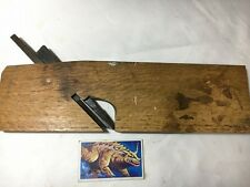 Vintage Japanese Woodworking Carpentry Tools Special Kanna 20.0mm by craftman